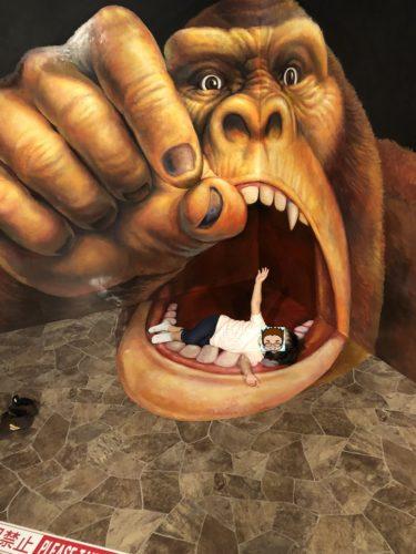 熱海トリックアート!伊豆で子供と遊びに行きたいスポット!