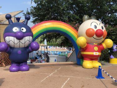 プール用おむつ可!幼児も遊べる夏休みに行きたい東京近郊の子供向けプール!