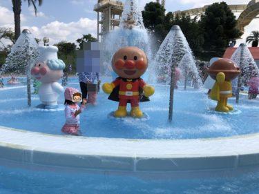 よみうりランドのアンパンマンプール!2歳の子供も楽しめる夏休みに行きたい遊園地プール!