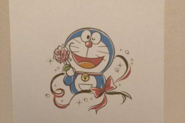 ドラえもんとお祝いする子供の誕生日!藤子・F・不二雄ミュージアムのバースデーサービス!