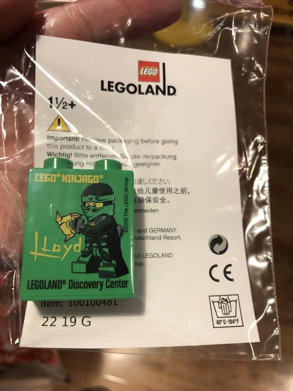 レゴお土産