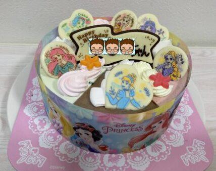 ディズニーアイスクリームケーキ