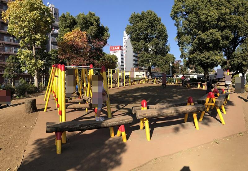 隅田公園遊具