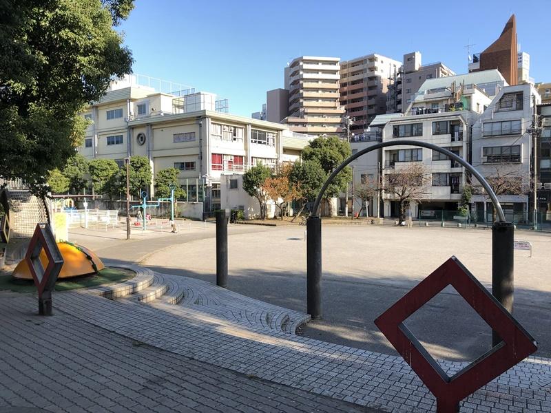 隅田公園ミズマチ側