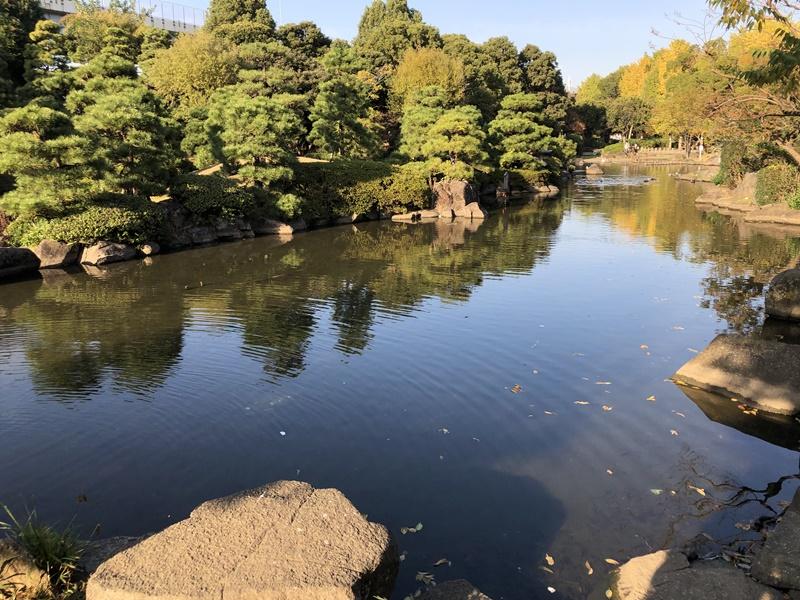 東京ミズマチ日本庭園