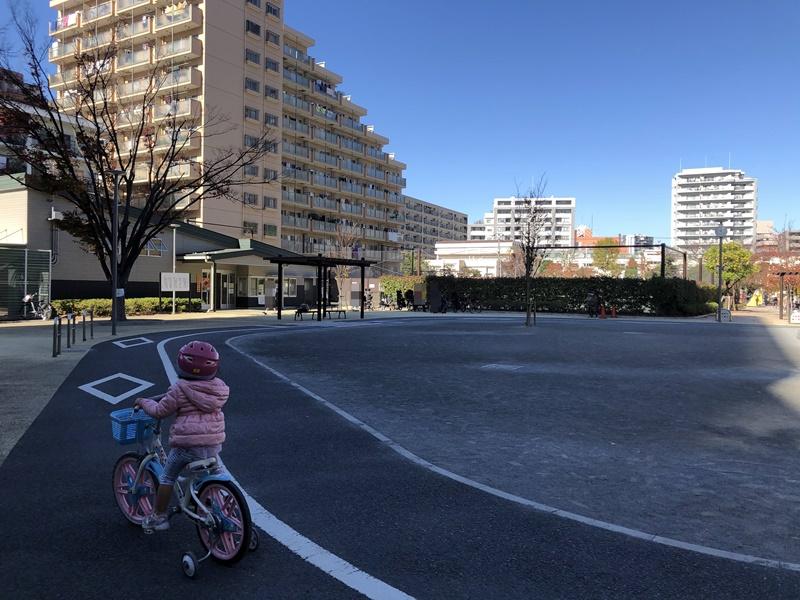 東品川公園サイクリングコース