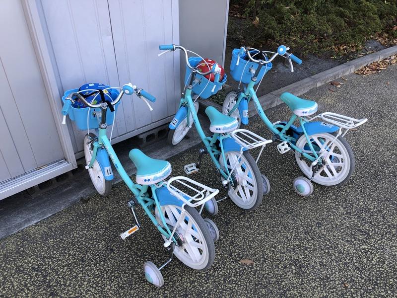 自転車貸出