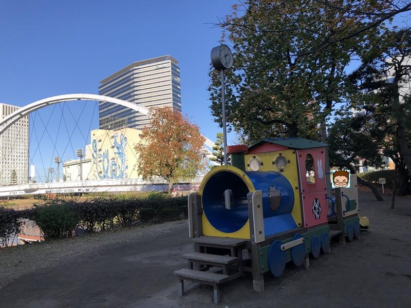 ミッフィー機関車