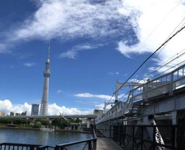 隅田公園!浅草と東京ミズマチにまたがる東京スカイツリーが写真映えする公園!