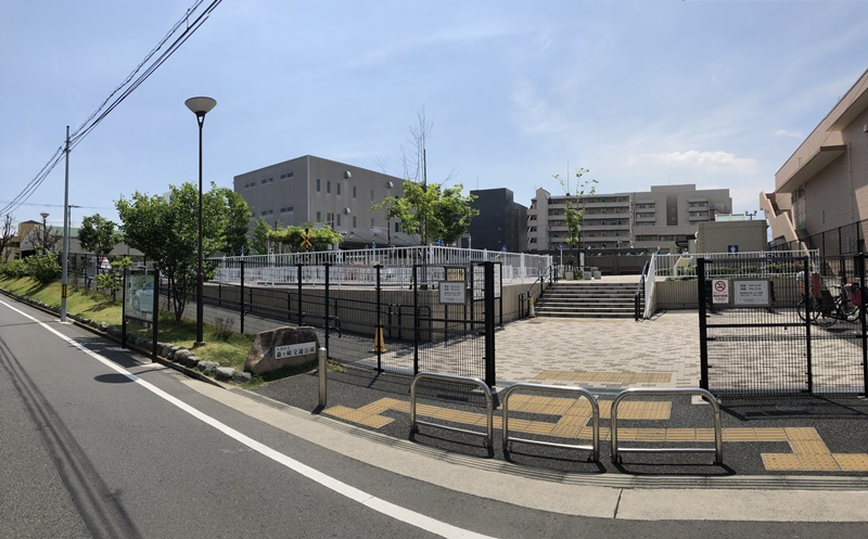 森ヶ崎交通公園