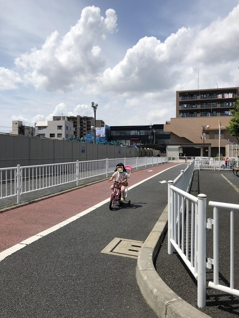 森ヶ崎交通公園サイクリングコース
