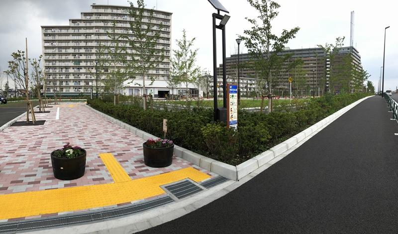 東部交通公園入口