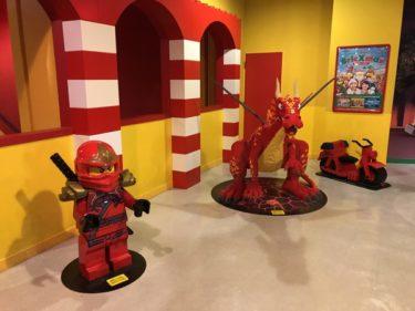 レゴランド東京2歳の子供も楽しめたお台場の室内遊び場!
