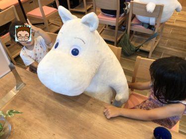 東京スカイツリーのムーミンカフェ移転リニューアル!子供連れも楽しめたカフェ!