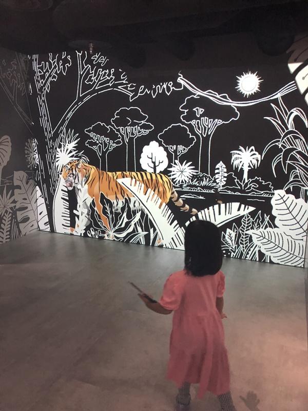 デジタル映像のトラ