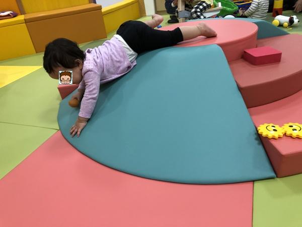 1歳児の遊具