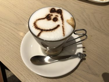 東京ドームのムーミンベーカリーカフェ!子供の誕生日も祝えるお店!