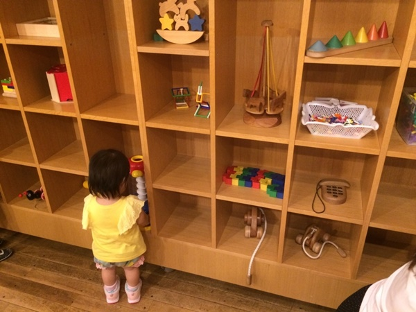グッド・トイ展示室おもちゃ展示