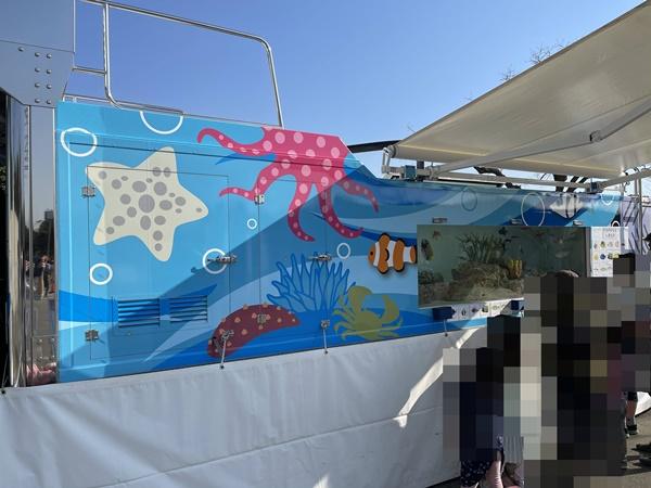 移動式水族館