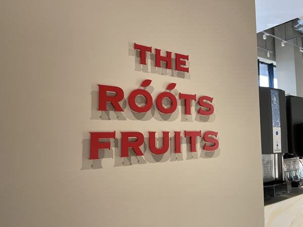 THE ROOTS FRUITS