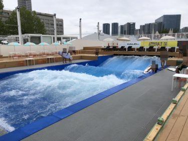 東京品川でサーフィン!シティーウェーブTOKYO初めて利用した感想!