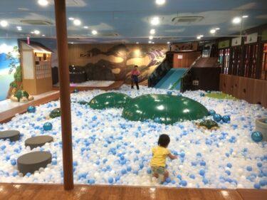 東京こども区こどもの湯!東京スカイツリータウン内の子供向け室内遊び場!