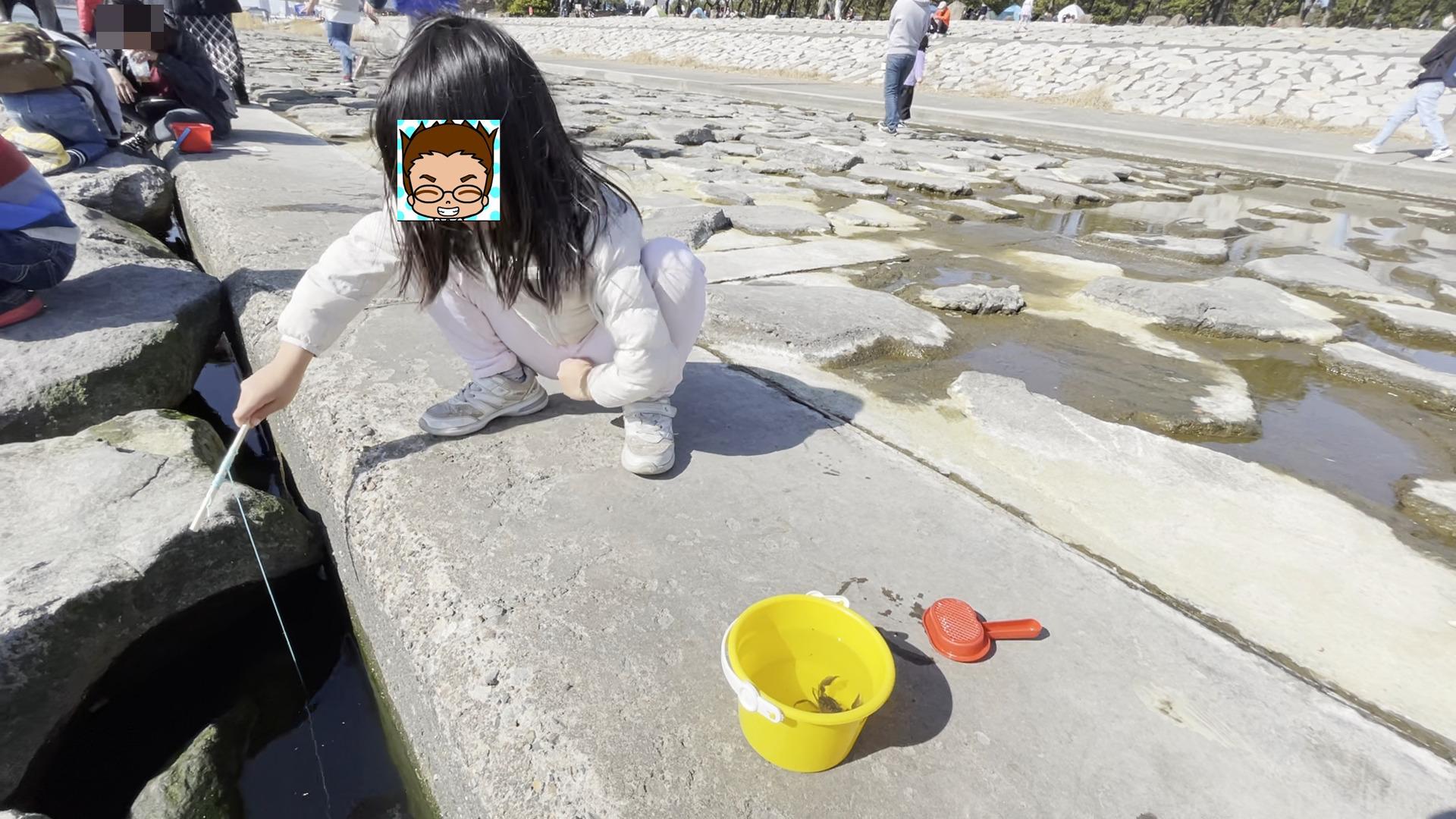 葛西臨海公園の釣りスポット