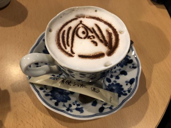 ゲゲゲの鬼太郎カフェ