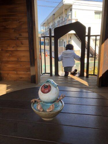 鬼太郎ひろば!子供と遊びに行きたいゲゲゲの鬼太郎がいる東京調布の公園!