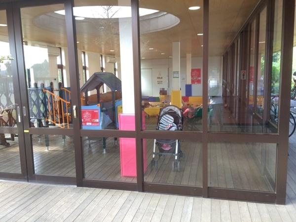 アンデルセン公園幼児部屋