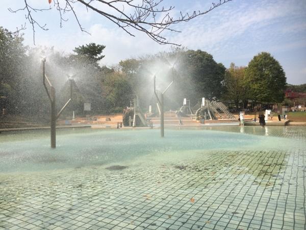 アンデルセン公園池