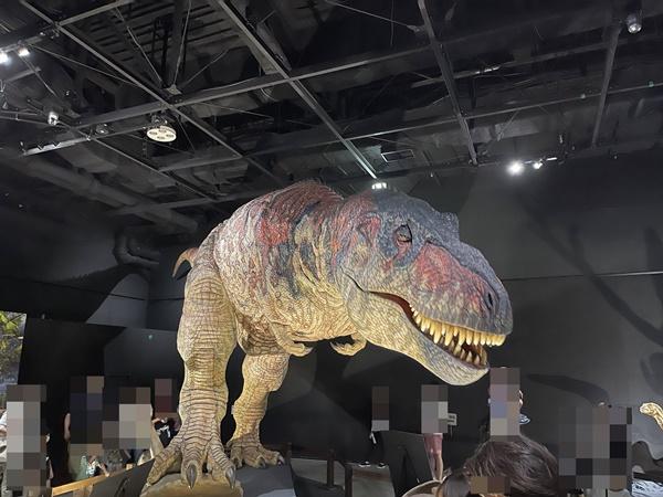 恐竜展東京ドームシティ
