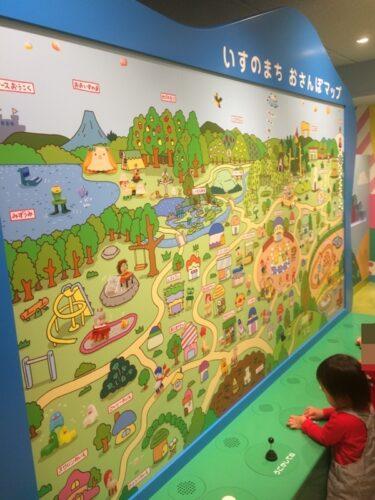 東武百貨店池袋にこはぴきっず! 子供がEテレキャラと遊べる室内遊び場!