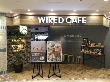 WIREDCAFE(ワイヤードカフェ)アトレ川崎!電車見えて子供も喜ぶカフェ!