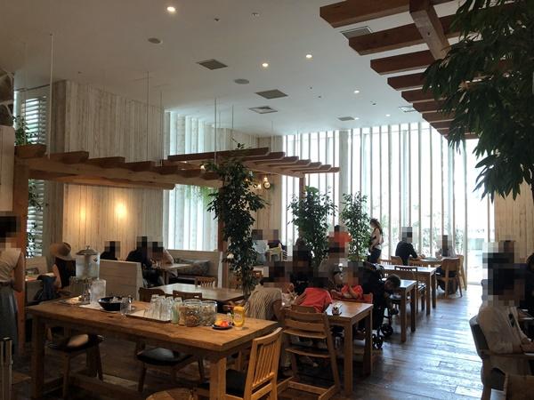 ロンハーマンカフェ横浜