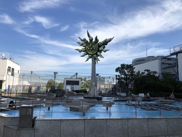 そごう横浜屋上広場